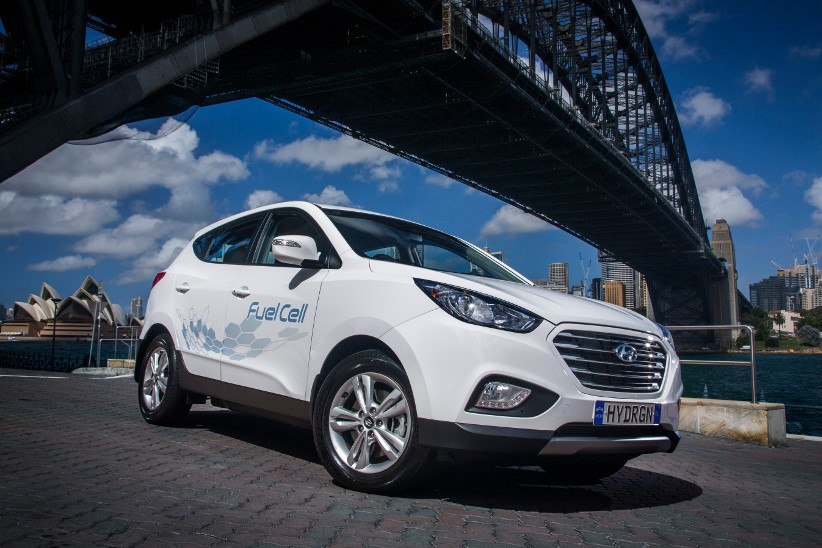 The Road to an Australian Hydrogen Highway