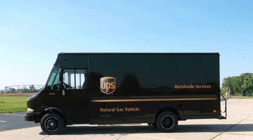 UPS builds an additional 15 CNG refuelling stations