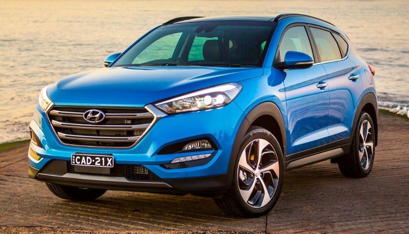 Hyundai launches all new Tucson