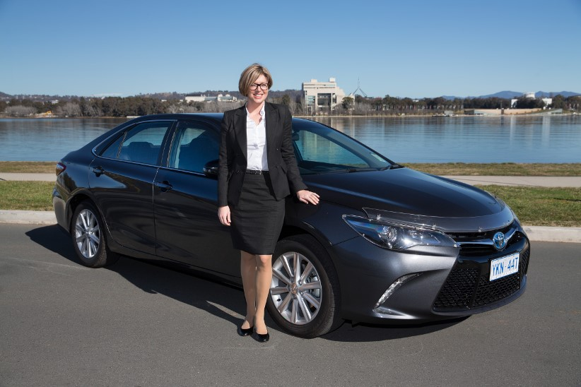 Announcement - Toyota Fleet Management opens office in ACT