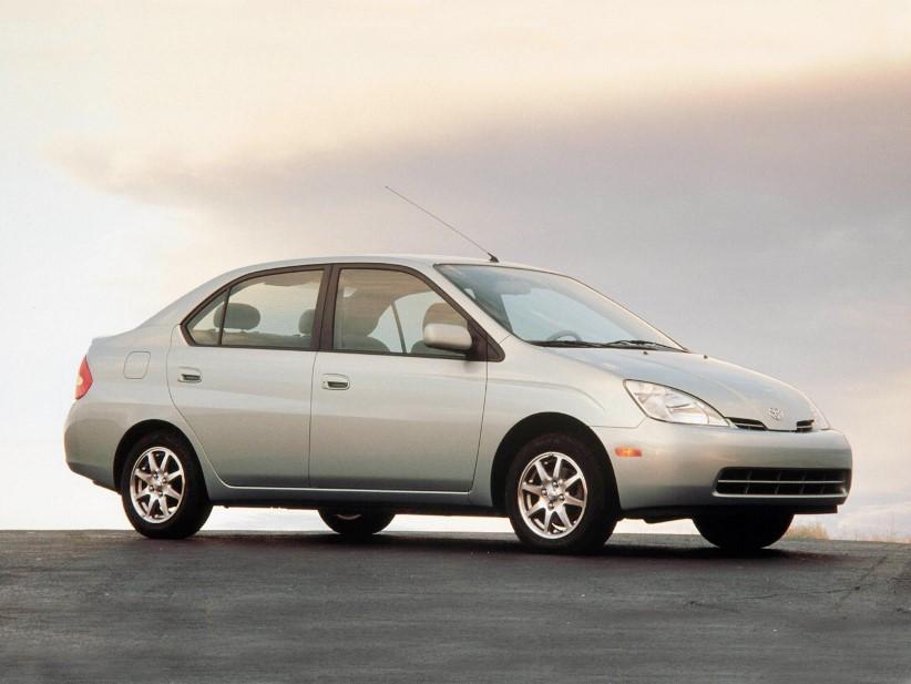 History of the Toyota hybrid