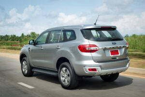 Ford Everest 4