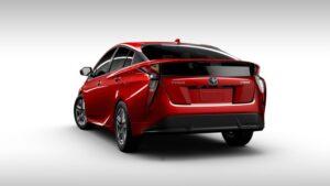 2015 Toyota Prius hybrid fleet 2