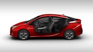 2015 Toyota Prius hybrid fleet 3