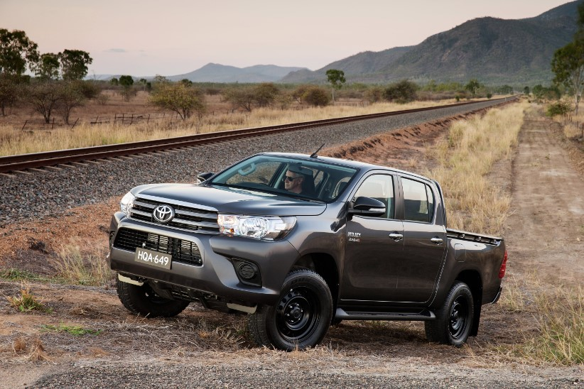 Key specifications on new HiLux for fleet managers | Fleet
