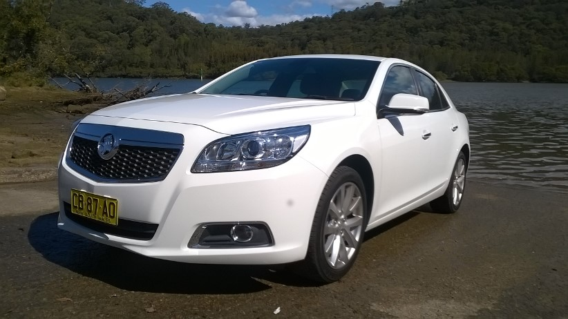 Vehicle review – 2015 Holden Malibu | Fleet Auto News