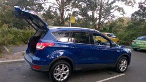 Ford Kuga Trend fleet management news