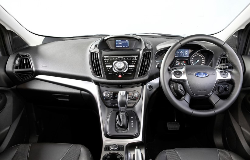a day in a ford kuga  fleet auto news