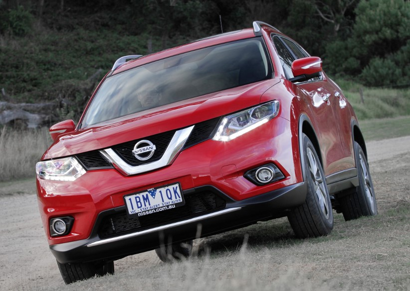 Nissan rises to the SUV X-Factor challenge