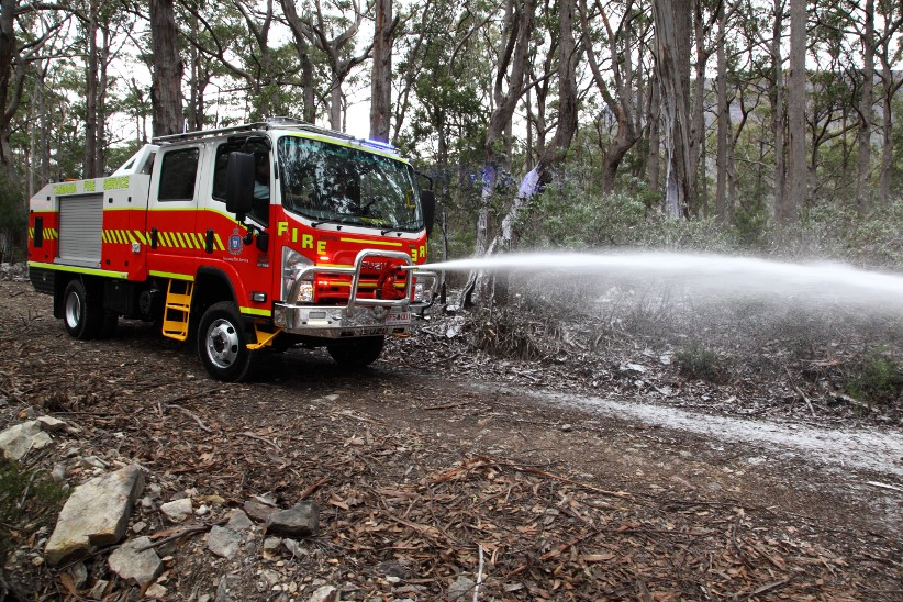 Tasmania Fire Service Sets Industry First With Help Of