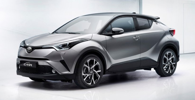 toyota announces turbo charged small suv for australia fleet auto news. Black Bedroom Furniture Sets. Home Design Ideas