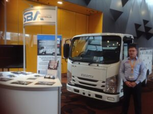 AFMA fleet conference and exhibition - Service Bodies Australia