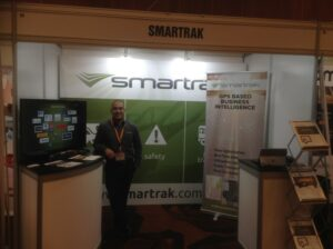 AFMA fleet conference and exhibition - Smartrak