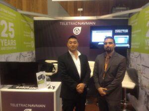 Allan and Ricky from Teletrac Navman