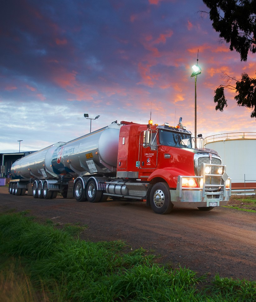 Caltex launches telematics system after testing on their own fleet