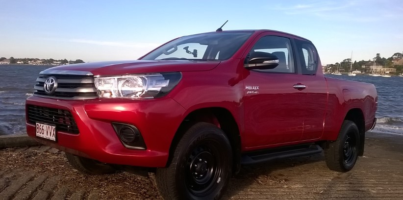 2015 HiLux - Uncompromising, Unbreakable, Unforgettable