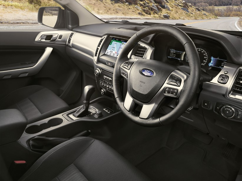 2017 Ford Ranger gets more technology as standard