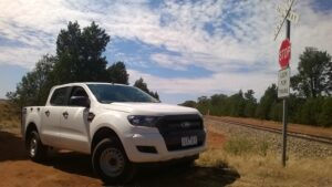 Ford Ranger 4X4 can be great for mining fleets