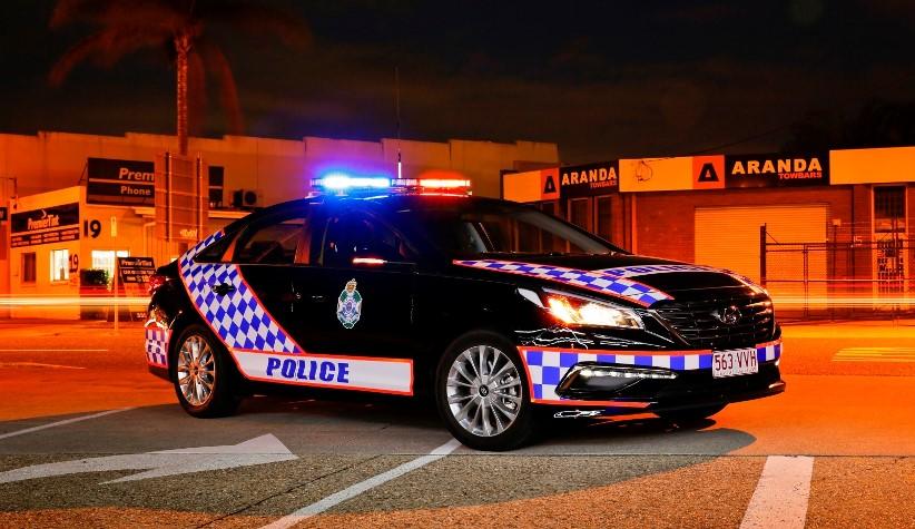 Police vehicle fleet to be updated with Hyundai Sonatas
