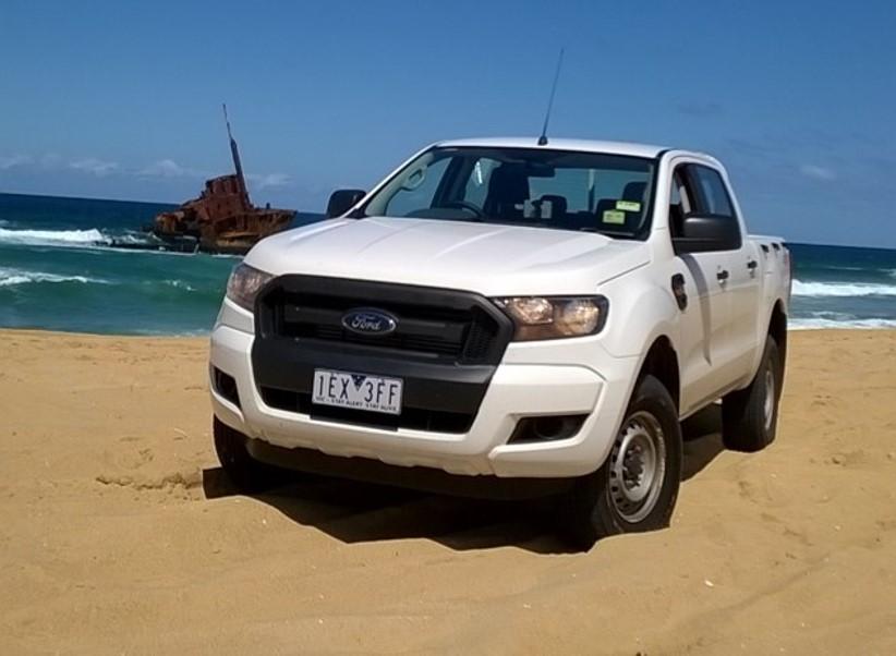 2015 Ford Ranger – Ranger ON!