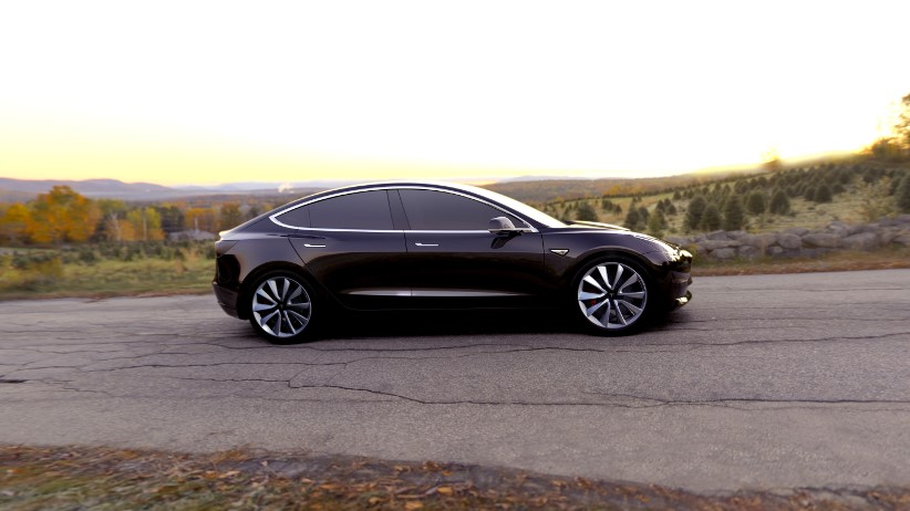 Tesla Model 3 tipped to win 2018 Car of the Year