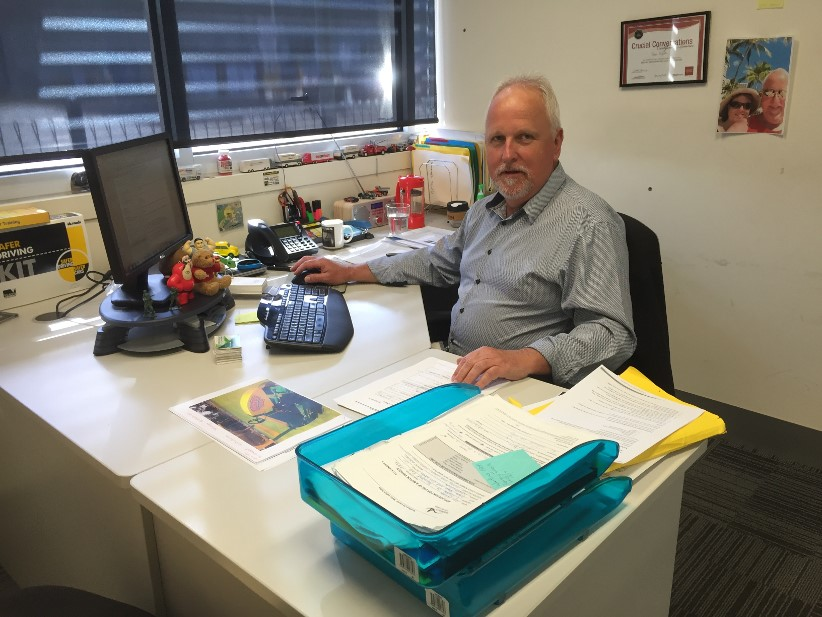 Interview with Peter Paproth - Co-ordinator Fleet Management at Wyndam City Council