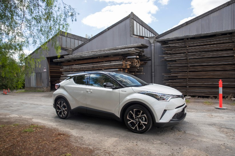 First drive – Toyota C-HR compact SUV | Fleet Auto News