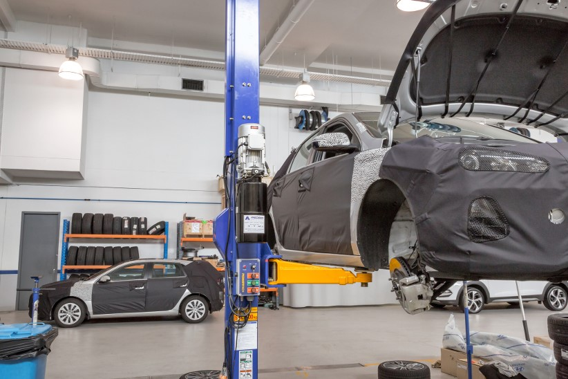Images - All new i30 local suspension tuning