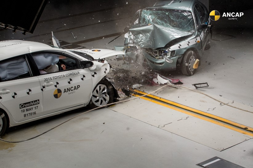 Vehicle choice plays an important role in saving lives on the roads