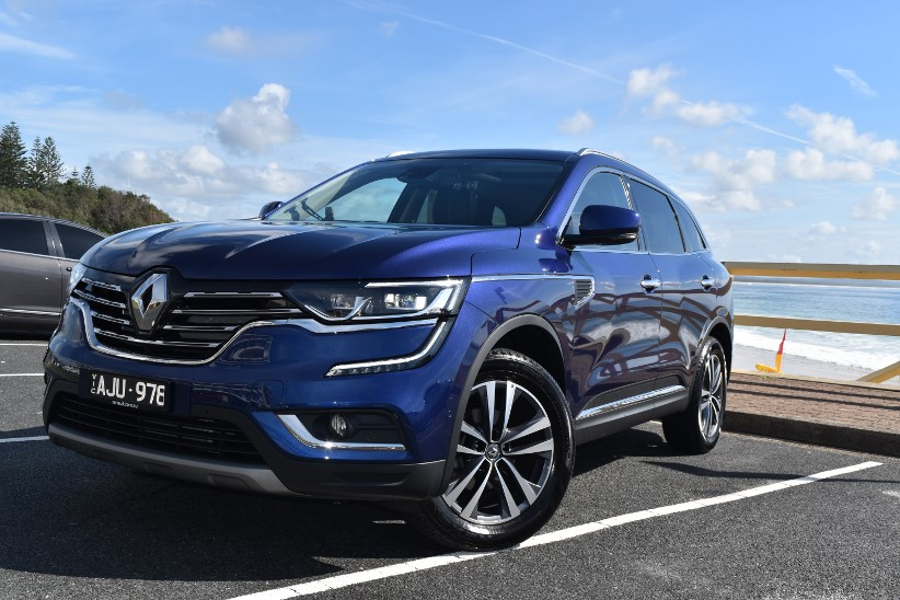 Renault Koleos Intens – King Koleos