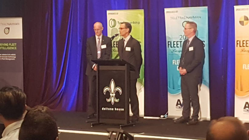 Churches of Christ in Queensland - Winner of the 2017 AfMA Fleet Environment Award