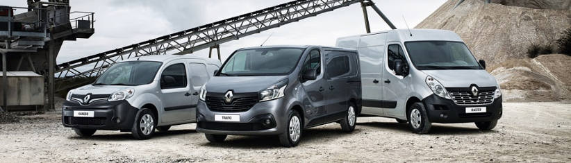 Band of brothers – Renault's family of vans