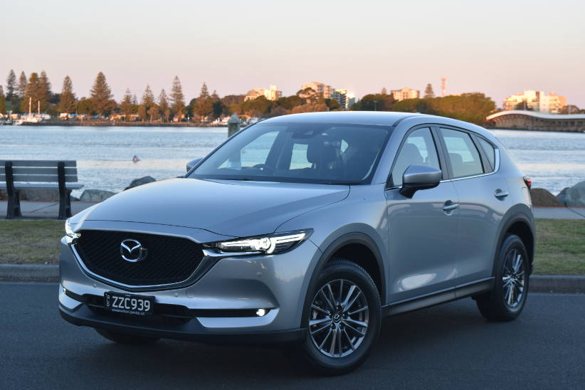 Mazda CX5 Touring – Practical magic
