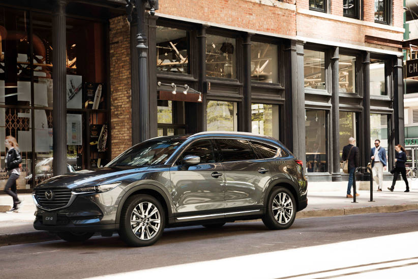 Brand-New Mazda CX-8 diesel joins Mazda Australia family