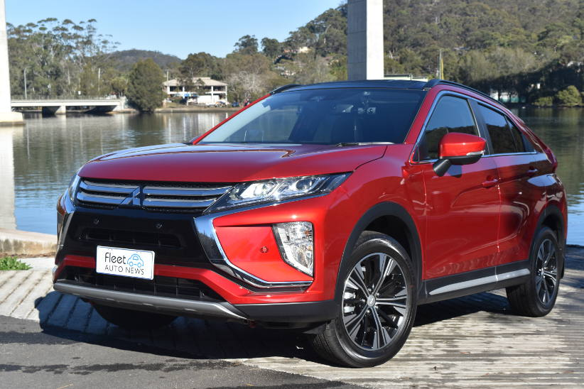 2018 Mitsubishi Eclipse Cross Exceed AWD – Everything you need