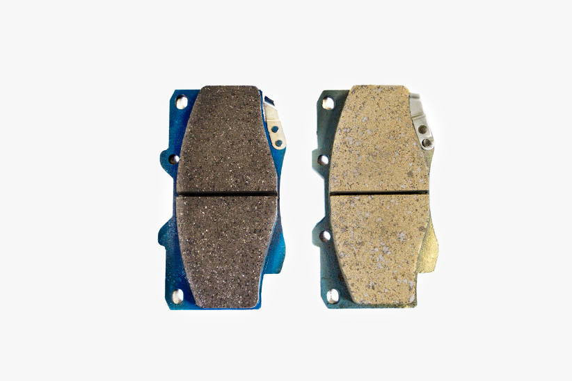 Counterfeit brake pads fail testing