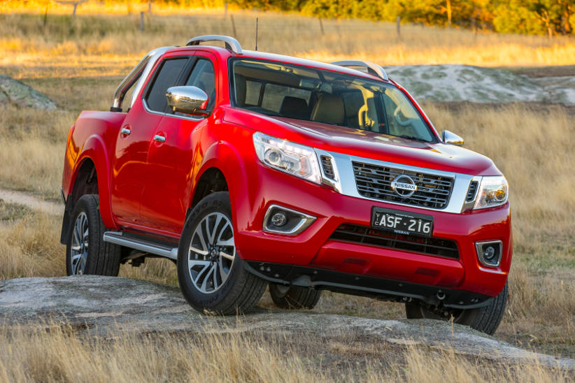 2018 Nissan Navara gets safety and tech upgrades