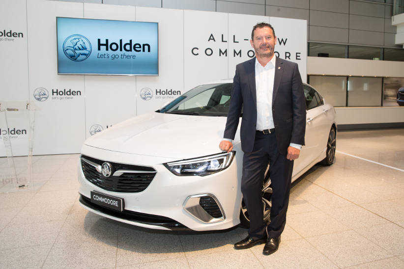 Holden launches online sales with the 2018 Commodore