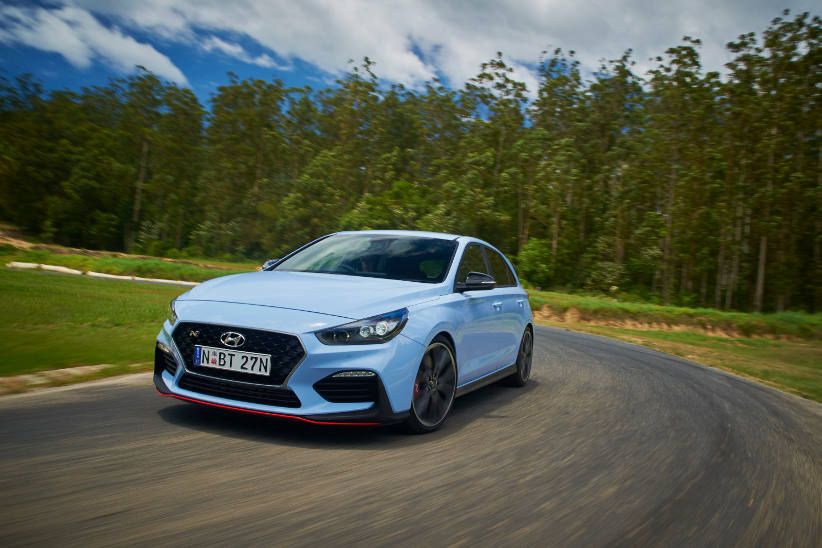 Hyundai i30 N pricing and specifications
