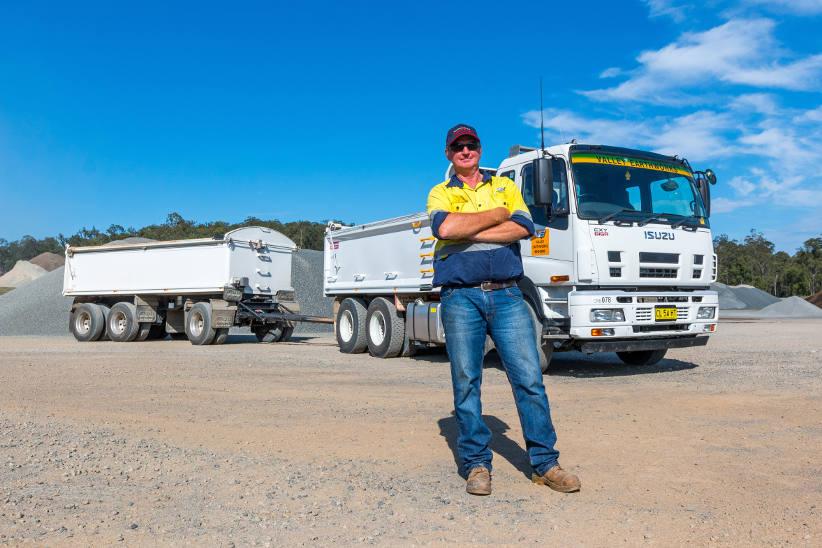 Valley Earthworks see bottom-line benefits with Isuzu Trucks