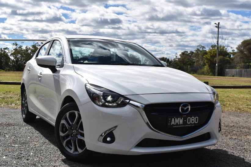 Mazda2 GT Sedan – Good things come in small...