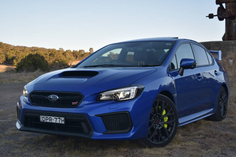 2018 Subaru WRX STi Premium – Speak softly and carry a big stick