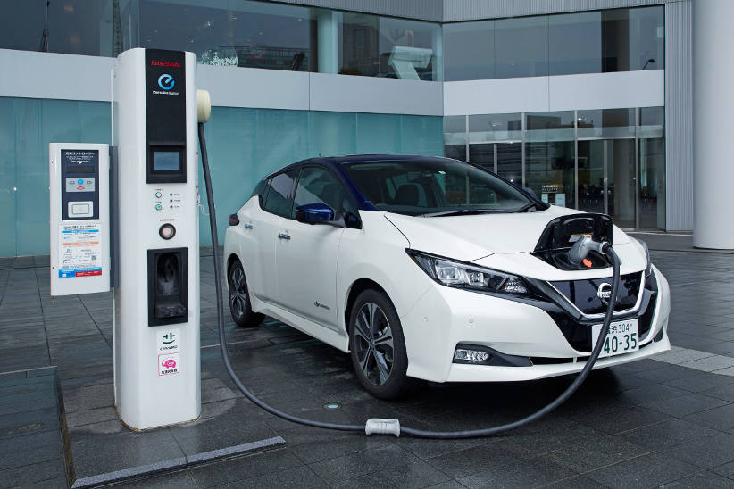 Nissan commits to electric vehicles in Australia
