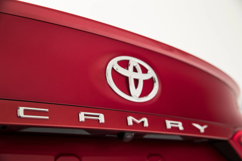 One last Camry to be built in Melbourne during 2018