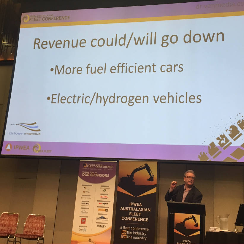 Transformative new technologies kicks off the IPWEA Fleet Conference