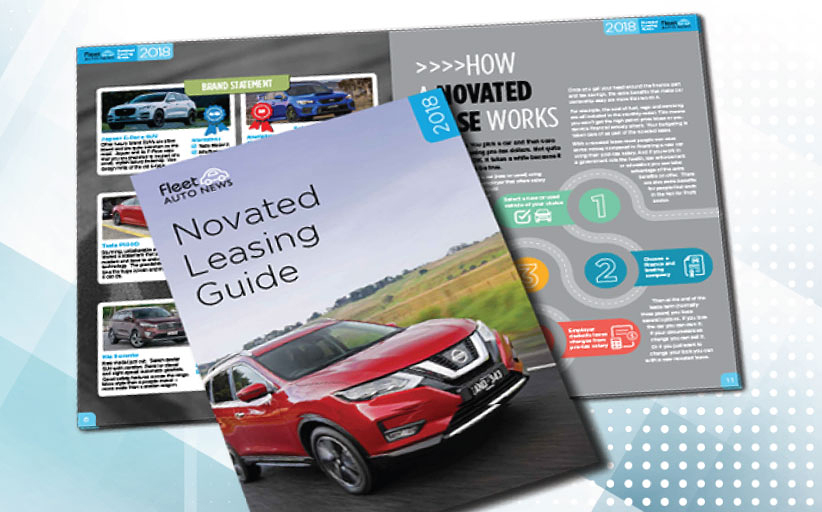 2018 Novated Leasing Guide