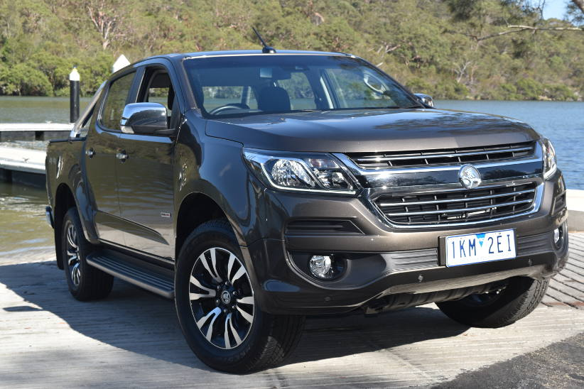Holden Colorado LTZ 4x4 – Tech'd up truck