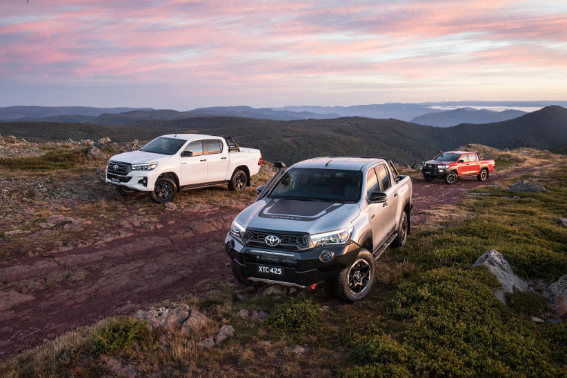 HiLux gets styling tweaks to match customer tastes