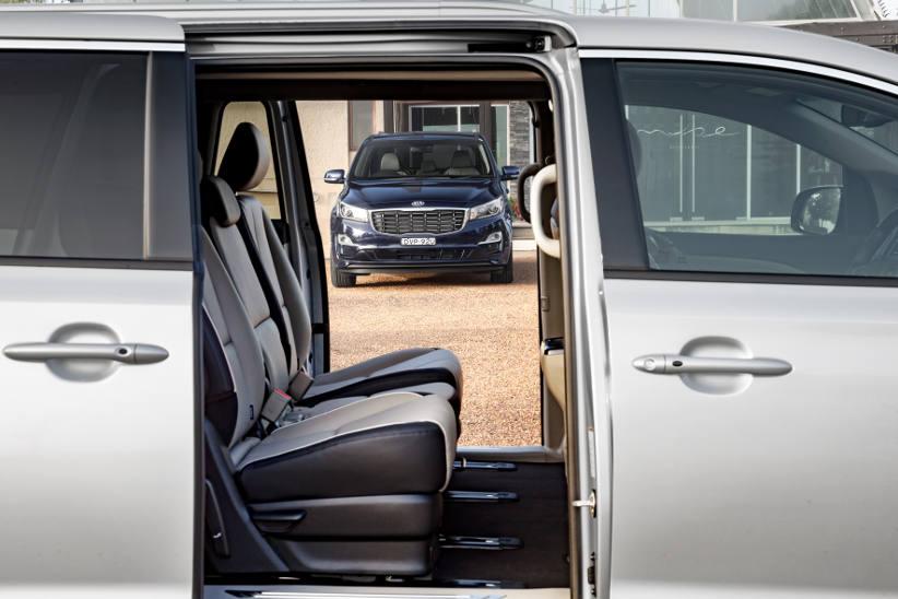 Upgraded category killer Kia Carnival | Fleet Auto News