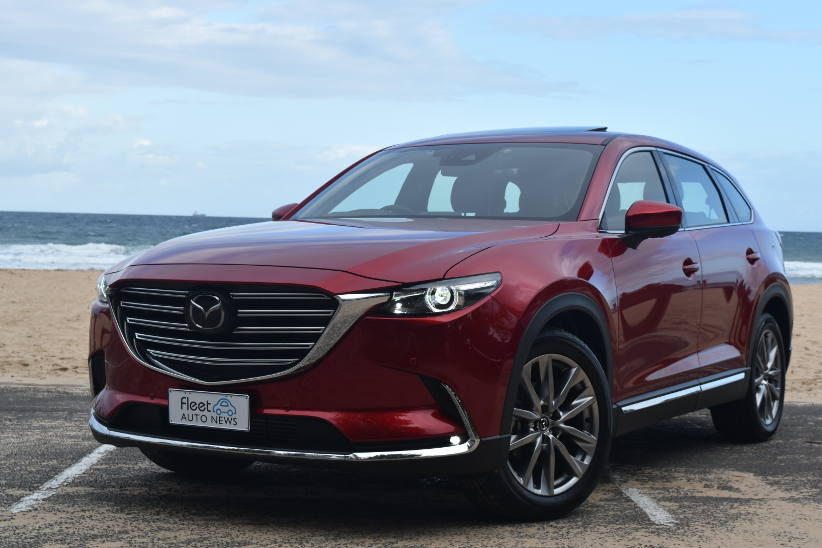 mazda cx-9 azami – lease a little luxury in your life | fleet auto news